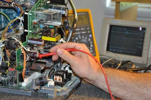 In-Home TV Repair Service